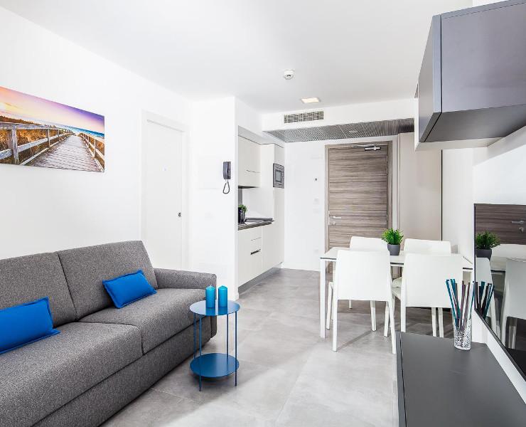 Appartamento Bilocale WHITE