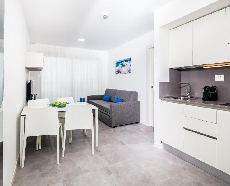 3-Zimmer-Wohnung WHITE
