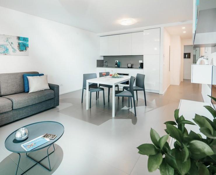 Appartamento trilocale ANNA WHITE